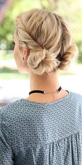 35 Straightforward Summer time Hairstyles That You Merely Can't Miss for Summer time 2019