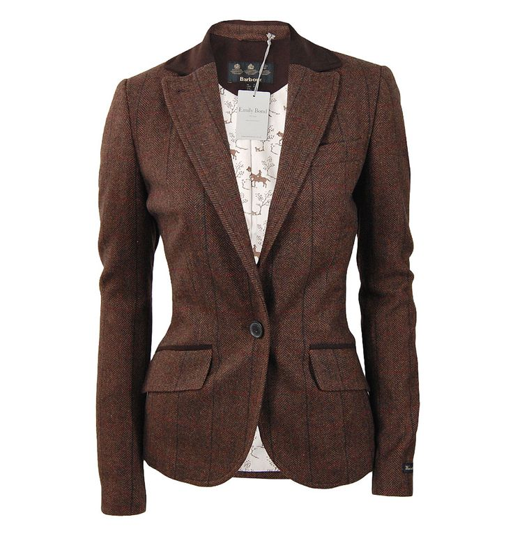 1000  ideeën over Ladies Tweed Jacket op Pinterest - Tweed jasjes
