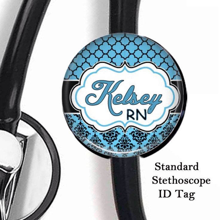 Stethoscope ID Tag And ID Badge Reel, Retractable Badge Holder, ID Badge Holder, Stethoscope Name Tag, Badge Reels, id Card Holder,Blue by sparklinghope on Etsy https://www.etsy.com/listing/525826697/stethoscope-id-tag-and-id-badge-reel