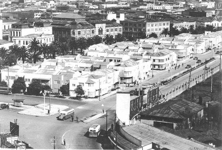 Población Pedro Aguirre Cerda / Estación Barón.