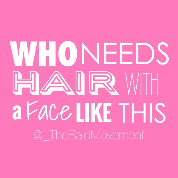 Best Bald Is Beautiful Images On Pinterest Bald Women Black - Bald hairstyle quotes