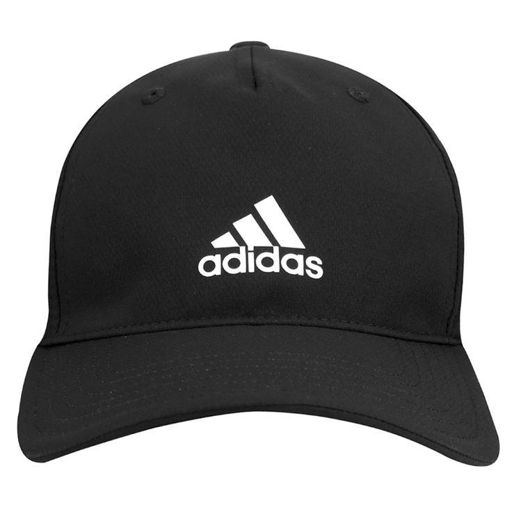 Boné Adidas Climalite Logo Preto