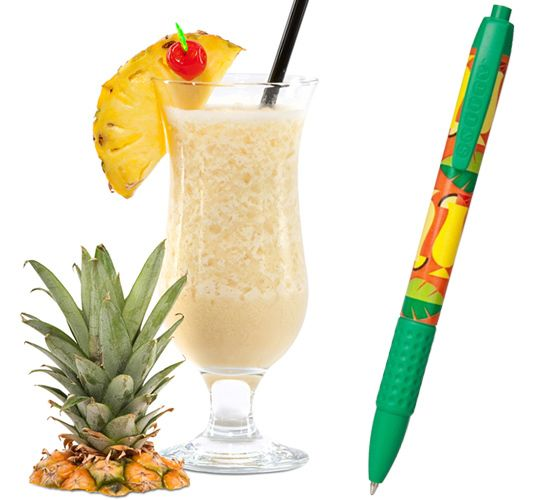 Pina Colada Smelly Pen in Special Pens + Pencils Gifts