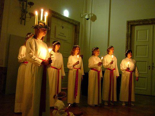Santa Lucia - Sweden