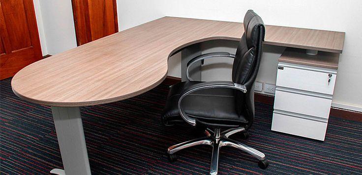 Miro -- Características: Es la línea que hará diferente su oficina. Infórmate más sobre este mueble dándole clic a la imagen.