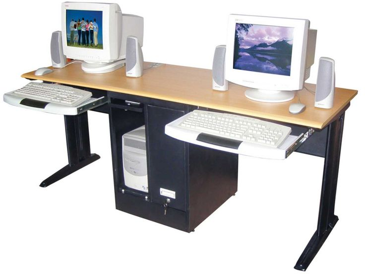 13 best two person desk images on pinterest cleaning tips decorating ideas and desk with hutch - Two person office desk ...