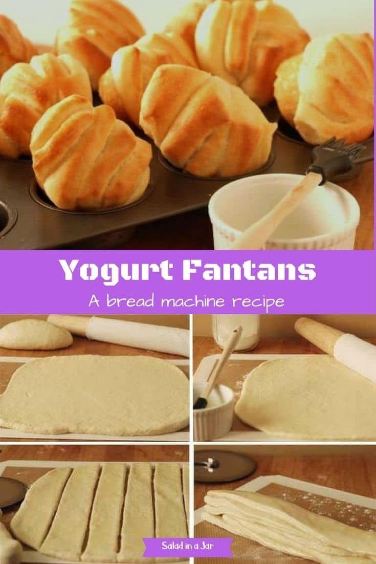 yogurt bread machine