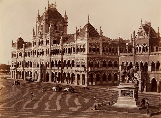 India in the Late 19th Century Elphinstone College and Sassoon Library