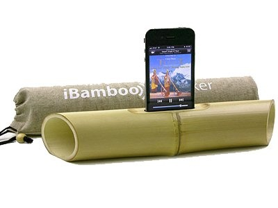 The iBamboo doesn't need a power outlet, or batteries.    Read more: http://www.businessinsider.com/best-iphone-4s-cases-accessories-2011-10#looking-for-a-cheap-and-eco-friendly-iphone-speaker-system-13#ixzz1auwSZS00Iphone Speakers, Ibamboo Speakers, Friends Discover, Ibamboo Iphone, Eco Friends, Iphone Gadgets, Bamboo Amplifier, Amplificador Pasivo, Chronological Exhibitions