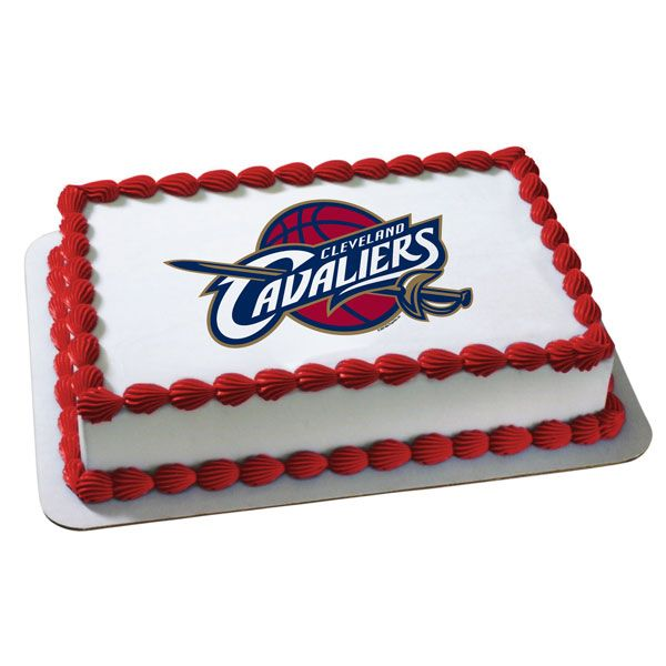 11 best CAVS cakes images on Pinterest Basketball party