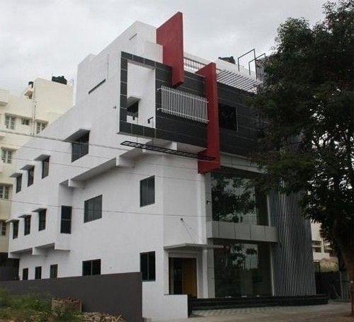 Lovely duplex house.