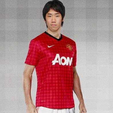 New Signing at Old Trafford - Shinji Kagawa (Japanese International)