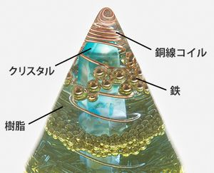 幸運体質引寄せのための■オルゴナイト 生命エネルギー変換装置で 心デトックス まとめ - NAVER まとめ