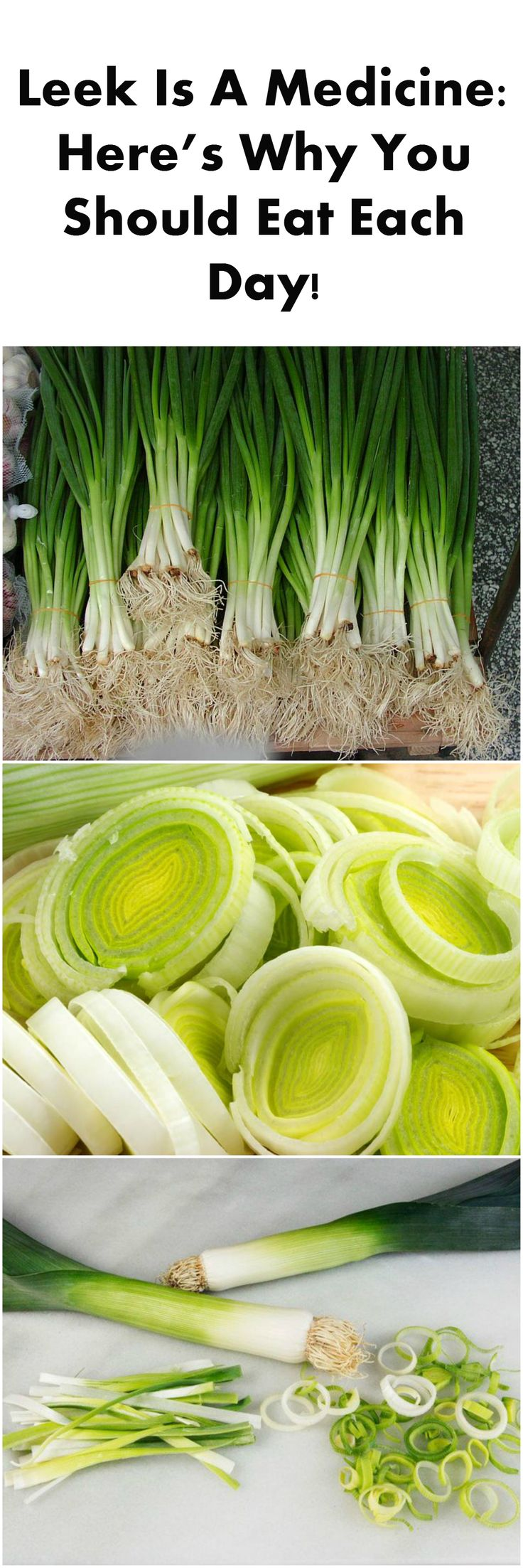 #leek #medicine #plant #healthy #eating #eat #every #day #benefits