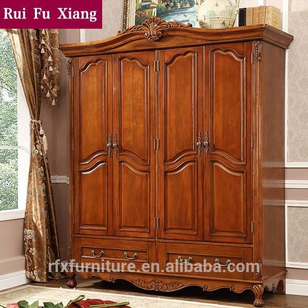 Source Antique french armoire solid wood wardrobe I-209 on m.alibaba.com