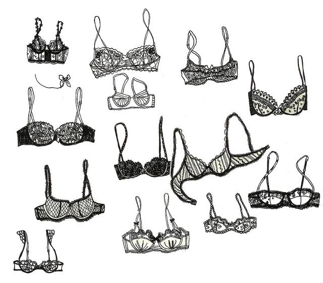 needs: new fancy sheer brassières in my life