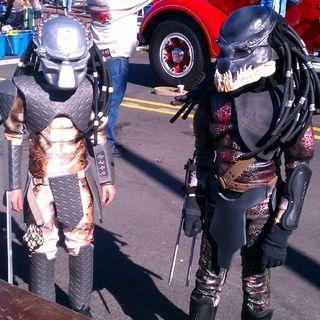 Predator Costumes - Bio Helmets, Latex Skin, Armor and ... X 23 Costume