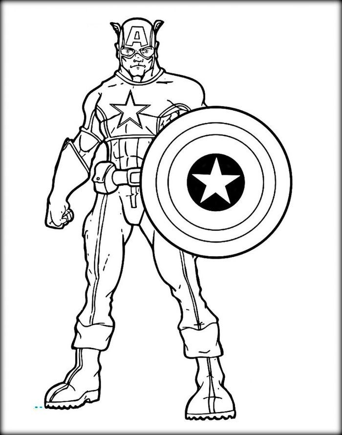 Captain America Coloring Pages Pdf Avengers Coloring Avengers Coloring Pages Superhero Coloring Pages