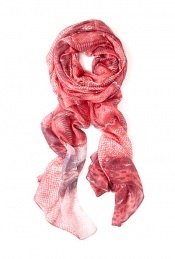 Lily and Lionel Breakthrough Breast Cancer O'hara Silk Scarf £95