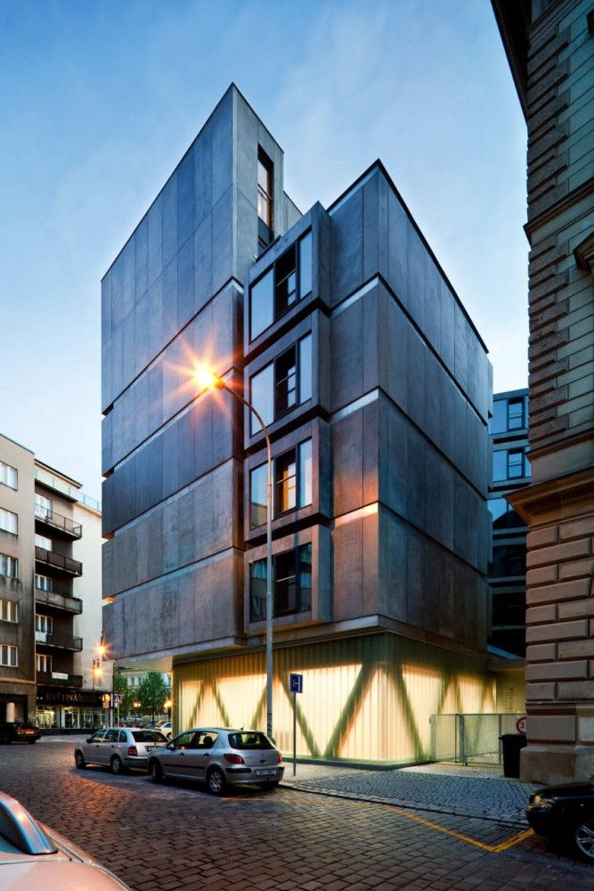 TENEMENT HOUSE • 2011 •  Prague, Czech Republic • by DaM • http://www.dam.cz/