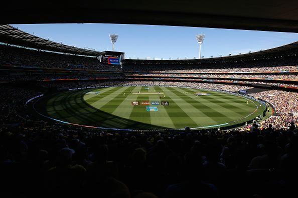 ICC Match Centre