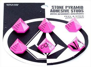 Volcom STONE STUDS Stomp Pad, Pink