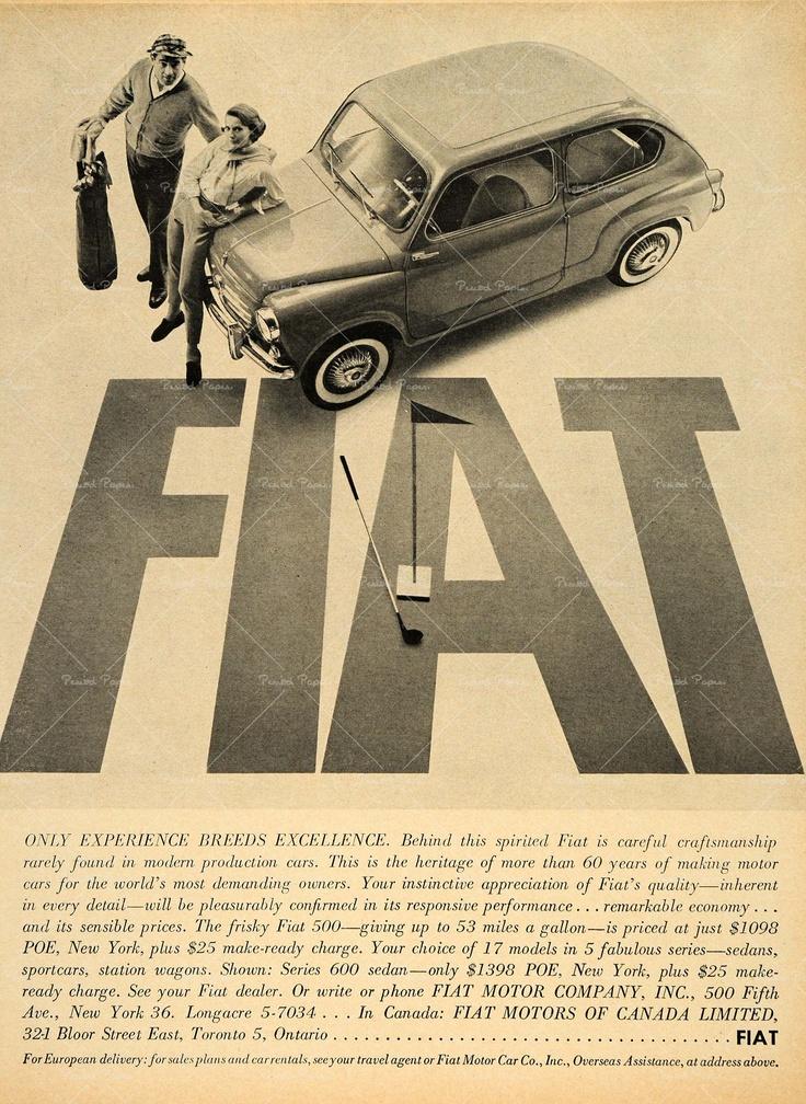 Vintage Ad // Canada