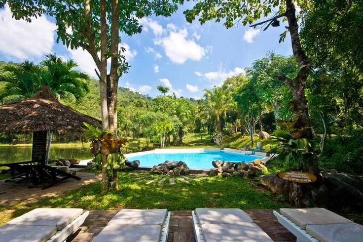 Booking.com: Home Phutoey River Kwai Resort , Ban Plai Huai Kaeng Riang, Thailand  - 165 Guest reviews . Book your hotel now!