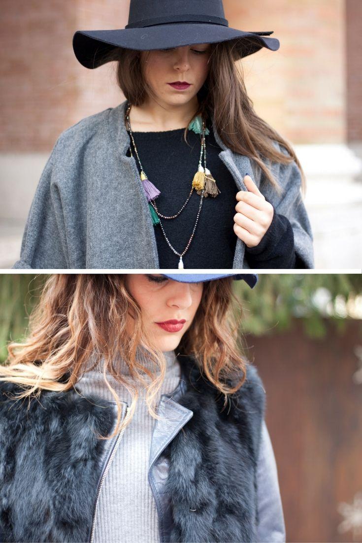 Casually or trend? #gilet #lapin #coat #wool #hat #followforfollow #likes4likes #love #bestoftheday #instagood #likesforlikes #likesplease #follow #followalways #photooftheday #likes #f4f #happy #beautiful #followforfollow #likes4likes #outfit #dress #clothes #girly #fashion #style #model #laltrastoria #madeinitaly #rimini #senigallia #fano #fallwinter2016-17