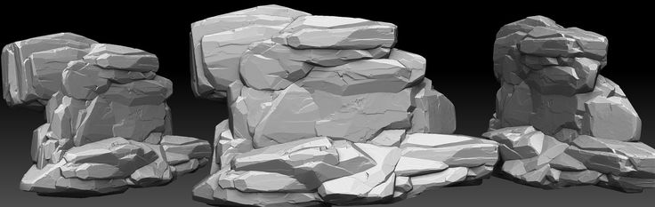 Rock Wall Sculpt, Jesse Carpenter on ArtStation at http://www.artstation.com/artwork/rock-wall-sculpt