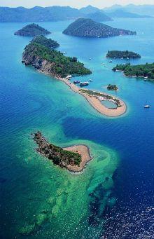 Turkey's famous Turquoise Coast