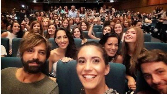 «Μπρούσκο»: Που είδαν και πως γιόρτασαν την πρεμιέρα οι πρωταγωνιστές; (φωτο)