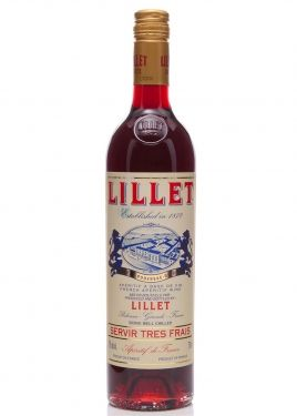 Drinks for Aperitivo Lillet Rouge Vermouth