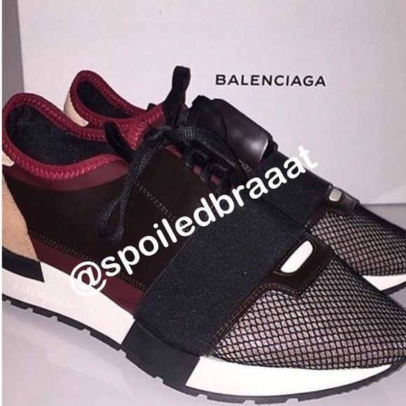 Balenciaga Replica Shoes Men