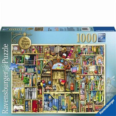 Ravensburger Rburg - The Bizarre Bookshop 2 Puzzle 1000Pc $28.00