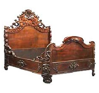 Best Furniture And Such Beds Images On Pinterest Antique