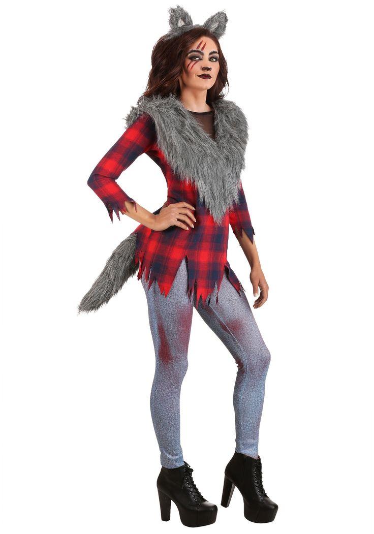 Ruff and Tumble Women's Werewolf Costume in 2020