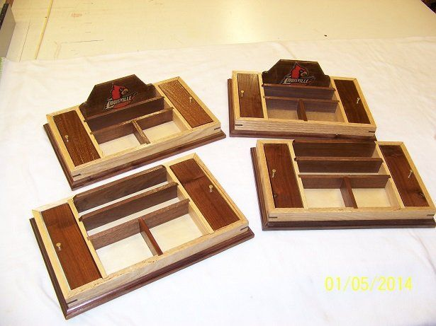 Mens Valets - by Roger @ LumberJocks.com ~ woodworking community | I Wanna Build it | Pinterest ...