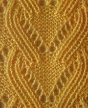 Beautiful Lace Knit Stitch Patterns with charts and written instructions.