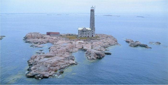 Bengtskärs fyr - Bengtskärin majakka - Bengtskär lighthouse