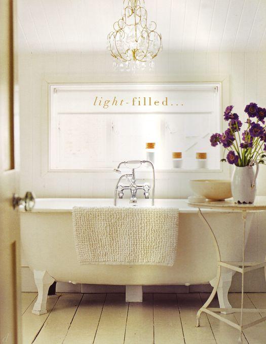 Bath: Bathroom Interior Design, Tub Bathroom Interior, Bathroom Inspiration, Dream, Clawfoot Tubs, Bathtub, Ideas Bathroom, Tub Bathroom Idea