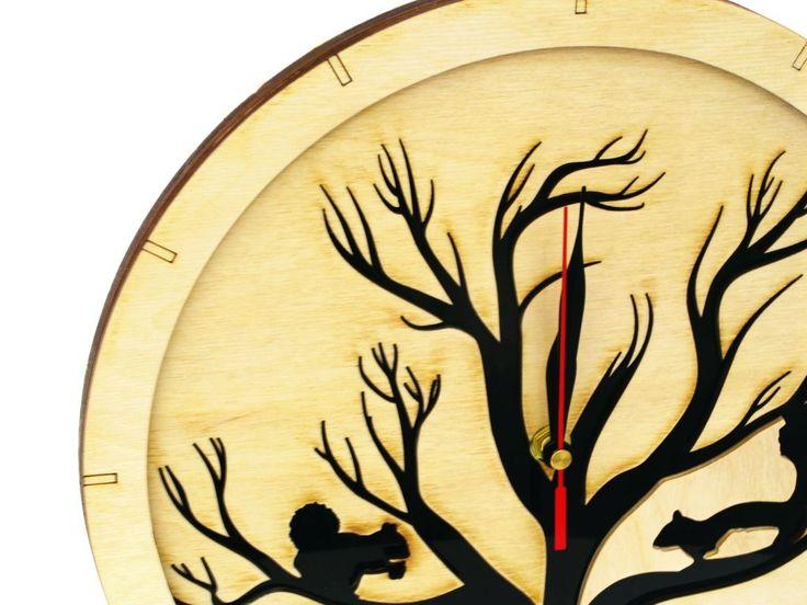 #wooden # clock #wood #handmade #designe #modern #clocks #indigovento #watches  #gift #happyclock #woodwork #woodshop #home #deco #decoration #decor #homedecor