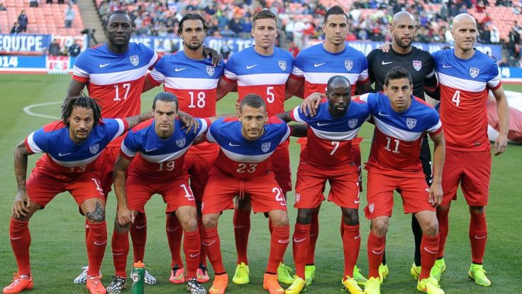 US Men's Soccer Team - They should be proud and hold their head's high! Great job!
