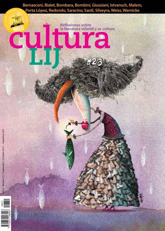 La revista Argentina de Cultura Lij , la revista que reflexiona sobre la literartura infantil y su cultura, celebra los 30 años de democracia argentina.