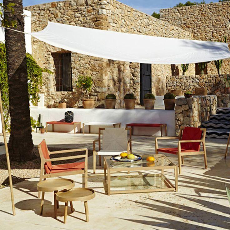 17 meilleures id es propos de barbecue en pierre sur pinterest barbecue jardin abri du bar - Terrasse jardin simple nimes ...