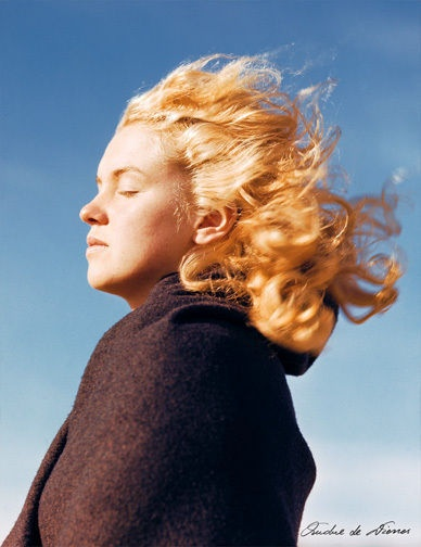 Norma Jeane with no makeup......one of the most powerful and honest pictures I've ever seen of Marilyn Monroe