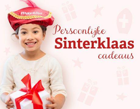 Sinterklaas cadeau