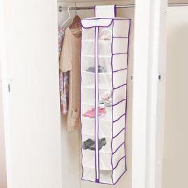 10 Layer Shoe Storage #Magnamail #storage #storageideas #shoestorage