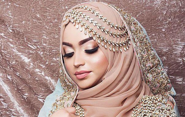 Slušivá+tradice+islámského+světa:+překrásné+svatební+hidžáby