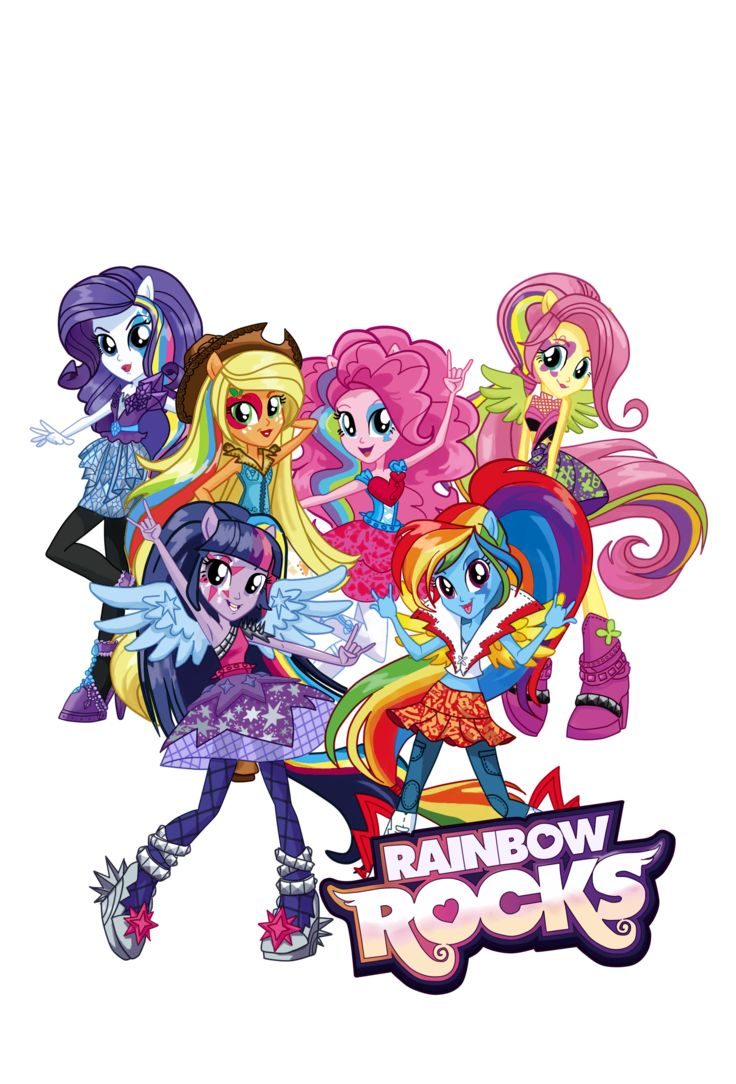 Equestria Daily: Rainbow Rocks Sneak Peek on Yahoo!